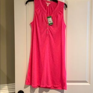 Pink fusion comfy dress